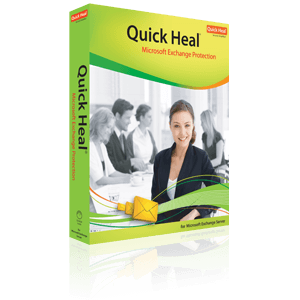 Quick Heal Exchange Protection For Exchange 2007/2010